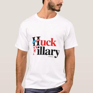 Símbolo de Fillary do Huck - anti Hillary png.png Camiseta