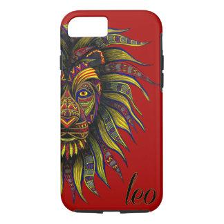 Símbolo de Leo Capa iPhone 7