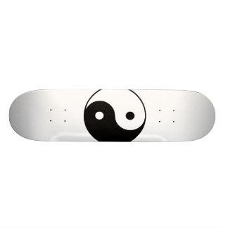 Símbolo de Yin Yang: Skate