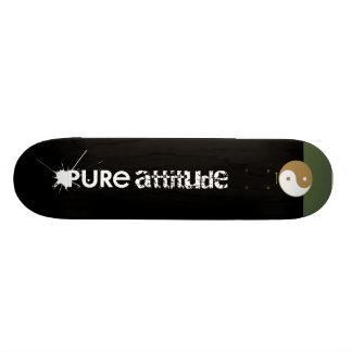 Símbolo de Yin Yang Skates