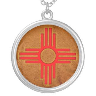 Símbolo de Zia Sun Bijuterias Personalizadas