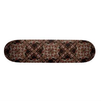 Símbolo decorativo do Arabesque Skateboard