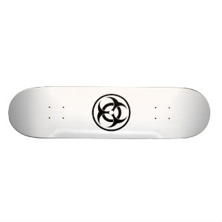 Símbolo do Biohazard Skate