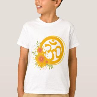Símbolo do OM do verão Camiseta