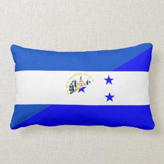 símbolo do país da bandeira de El Salvador Almofada Lombar