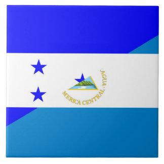símbolo do país da bandeira de honduras Nicarágua