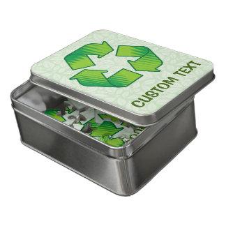 Símbolo do reciclagem