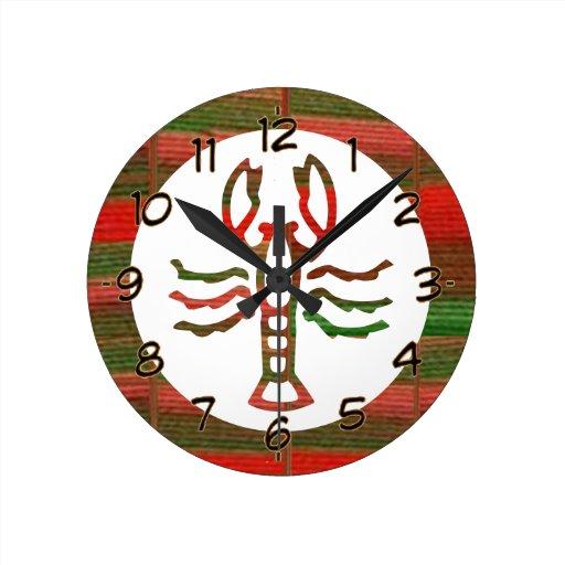 Símbolo do zodíaco da astrologia da ESCORPIÃO Relógios Para Pendurar