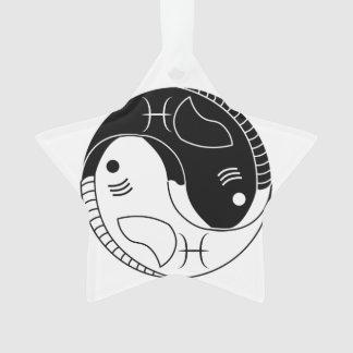 símbolo do zodíaco da astrologia dos peixes de