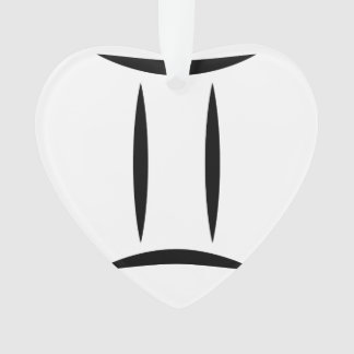 símbolo grego do horóscopo do zodíaco da