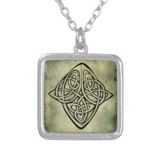 símbolo sagrado irlandês celta pingente