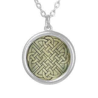 símbolo sagrado irlandês celta bijuteria