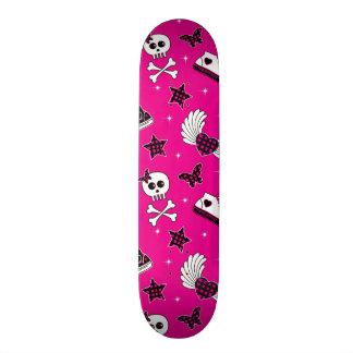 Símbolos de Emo Shape De Skate 20,6cm