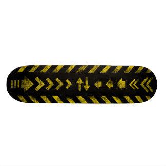 Símbolos do cuidado - skate
