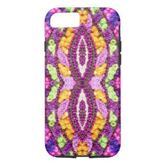 Simetria floral capa iPhone 7