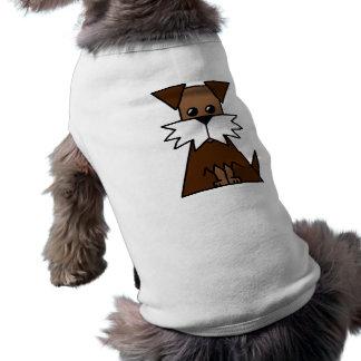 Simon Camisa Sem Mangas Para Cachorro