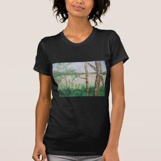 Simplicidade evidente camiseta