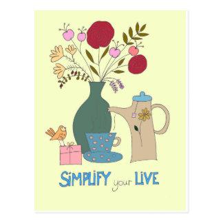 Simplifique seu cartão vivo