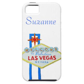 Sinal de boas-vindas de Las Vegas para telefones Capa Tough Para iPhone 5