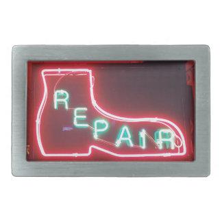 Sinal de néon NYC de Repare