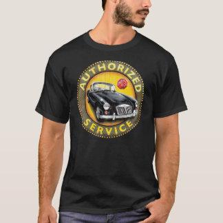 Sinal do serviço do cupé de MgA Camiseta