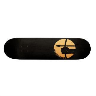 Sinal do zodíaco do Sagitário Skate