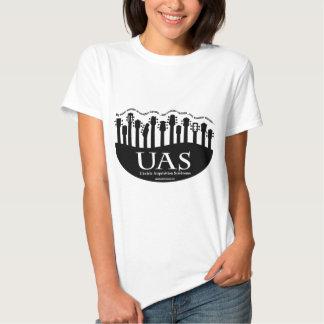 Síndrome da aquisição do Ukulele T-shirts