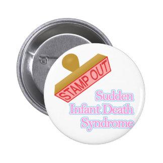 Síndrome da morte infantil repentina botons