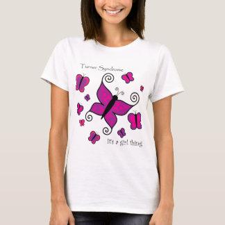 Síndrome de Turner é uma camisa da coisa da menina