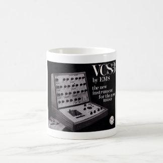 Sintetizador do EMS VCS3 Caneca De Café