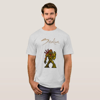 Siralim - camisa arrebatador do Ghoul