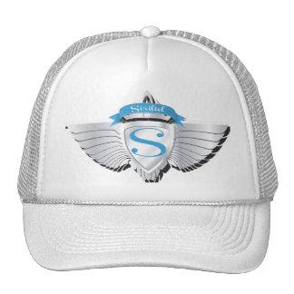 Siriliel do chapéu boné