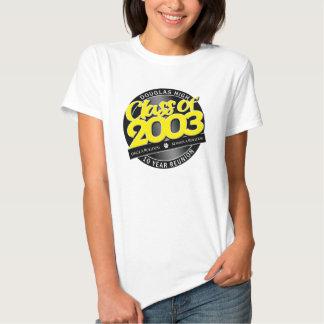 Sistema de alimentação de originais 2003 t-shirt