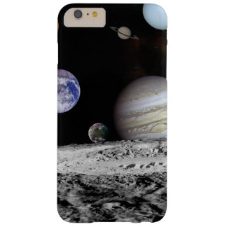Sistema solar novo capas iPhone 6 plus barely there
