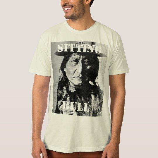 Sitting Bull Camiseta