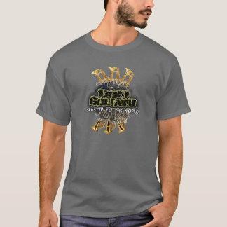 """Skastep ao mundo! "" Camiseta"