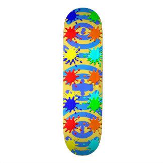 Skate à moda do design do skate 2-Colorful