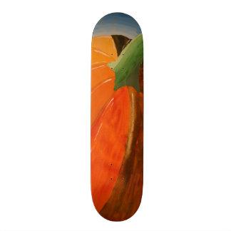 Skate Abóbora alegre