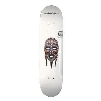 Skate africano do chefe
