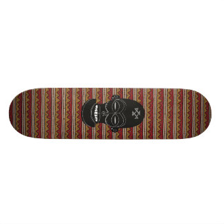Skate africano do símbolo