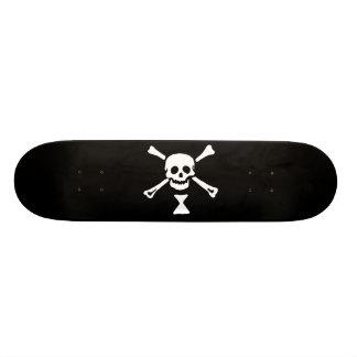 Skate alegre da bandeira de pirata de Roger