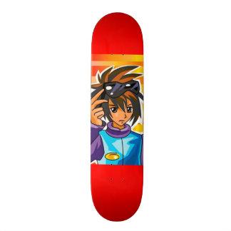 Skate asiático da Desenho-Arte