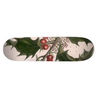Skate bagas do azevinho