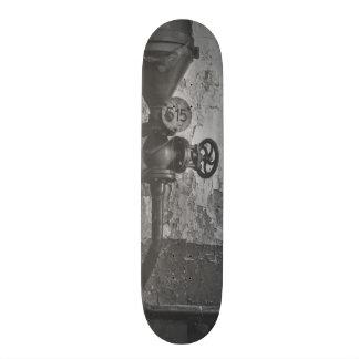 Skate baixo contraste do urbex 515