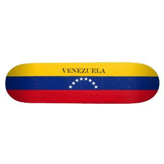 Skate Bandeira de Venezuela