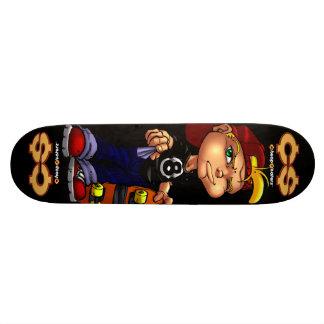 Skate barato dos pobres do punhal de Skaterz®