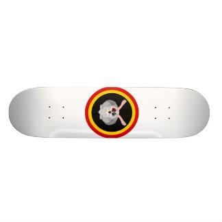 Skate Bord do à de Klette!