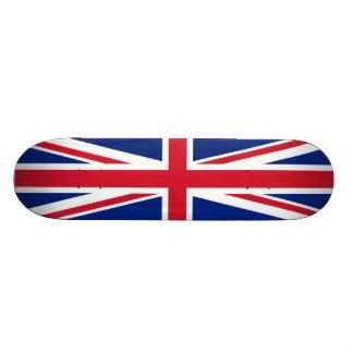 Skate britânico da bandeira