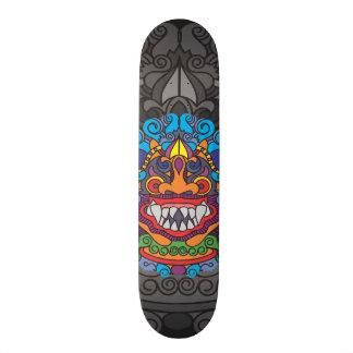 Skate colorido de Barong