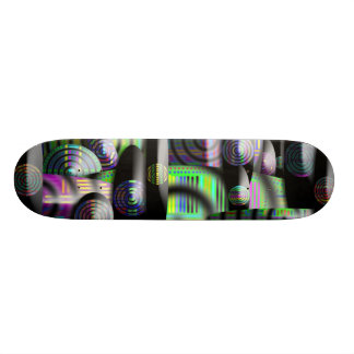 Skate colorido original